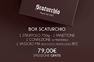 Box  Scaturchio (Italia)